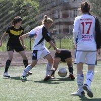 Глухая защита....мяча. :: Вячеслав