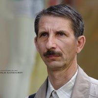 Продолговатый :: Николай Кандауров