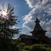 В Коломенском хорошая погода. :: Алексей Сараев