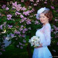 Свадебное весной :: Мария Бизунова