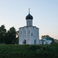 Церковь на закате Солнышка :: Иван Щербина