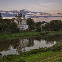 Вечерняя тишина :: Надежда Лаптева