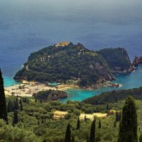 остров Корфу...Греция. :: Александр Вивчарик
