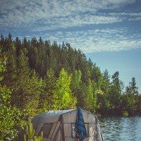 Палатка :: Леонид Баландин