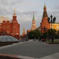 Москва 2014 :: Андрей Lyz