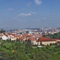 Прага, панорама :: Ольга Маркова