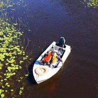 Рыбалка...Готовность № 1 :: Наталья