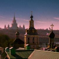 Московская панорама :: Риша 13
