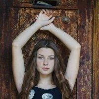 Чистая славянская красота :: Юлия Андреева