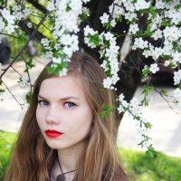 Весна :: Варвара Фроловская