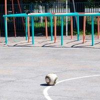 1-6 девчачий футбол-1 :: Ларико Ильющенко