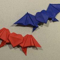 Оригами сердечки :: Богдан Петренко