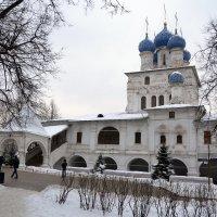 Церковь иконы Казанской Божьей Матери. :: Владимир Болдырев
