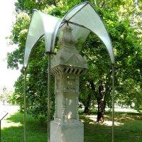 Памятный столб-часовня :: Александр Качалин