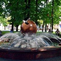 фонтан :: юрий иванов
