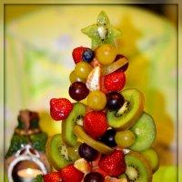 Моя новогодняя ёлка;) :: Ксения Базарова