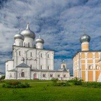ВН. Варламо-Хутынский монастырь. :: Евгений Никифоров