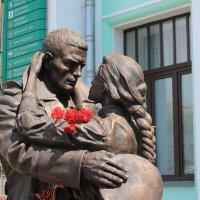 Белорусский вокзал. :: Олег Афанасьевич Сергеев