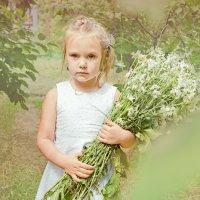 Белым бело :: Nina Zaytseva