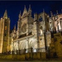 Кафедральный собор в г.Леон, Испания :: Lmark