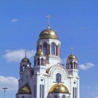 Екатеринбург. Храм-на-Крови :: Андрей Бессонов