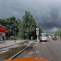 Кажется дождь собирается.... :: Sergey Serebrykov