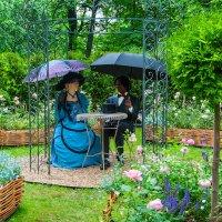 выставка Императорские сады :: Алексей Кудрявцев