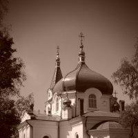 Никольская церковь :: Сергей