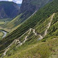 Перевал Кату-Ярык :: Эдуард Закружный