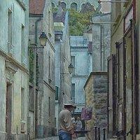 На улицах Парижа. :: Gene Brumer