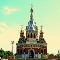 Переход к Богу :: Александр Облещенко