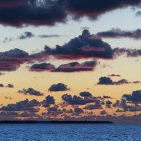 Огненые облака :: Александр Котельников