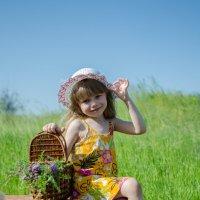 Поля в поле :: Катерина Терновая