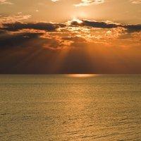 Волшебное время заката :: Виталий Латышонок