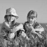 Мои дочурки) :: Виталий Масюк