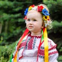 Маленькая девочка :: Alexandr Uvarov