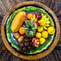 про балийские фрукты :: Александр