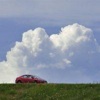 Под облаками :: D. Matyushin.