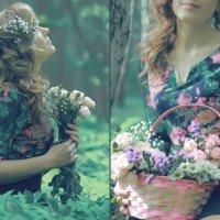 Аромат весны :: Дмитрий Малий