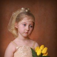 Желтые тюльпаны :: Римма Алеева