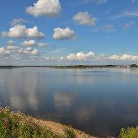 речной простор :: Galina