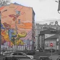 Мой город :: Александр Пестов