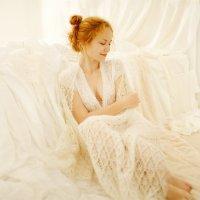Портрет жены художника :: Илья Кокорев