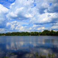 Небо и вода :: Катя Бокова