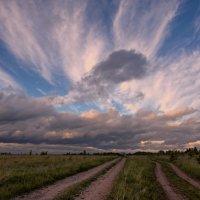 Дорога в небо :: Владимир Макаров