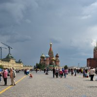 Красная площадь. Выходной :: Виктор Берёзкин