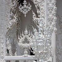 Таиланд. Фрагмент Белого храма :: Владимир Шибинский