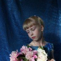 Еще один портрет внучки :: Наталья Лунева