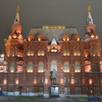 Ночная Москва :: Владимир Сороколит