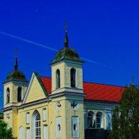 Петропавловская(немного Екатериненская) церковь :: Павел Сущёнок